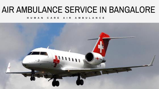 Air Ambulance Service in Bangalore