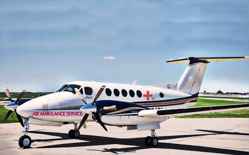 Air Ambulance Services in Surat - 24/7 Availibility For Emergency
