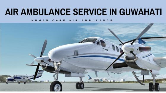 Air Ambulance Services in Ghuwati
